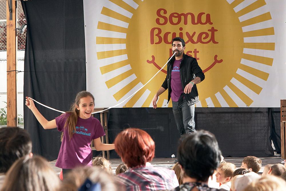 Festival Sona baixet